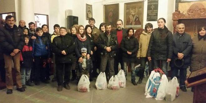 Božićna dobrotvorna akcija u Kladovu