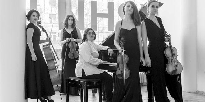"""NE PROPUSTITE koncert gudačkog kvarteta """"Anime"""" i pijanistkinje Tee Andrijić u Zaječaru"""