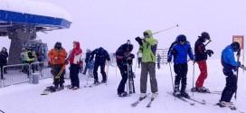 DEO SKIJALIŠTA ZATVOREN ZA POSETIOCE zbog trka na Staroj planini