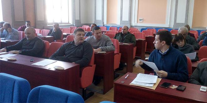 Većnici danas o finansijskom planu Sportskog saveza grada Zaječara, programu kojim se zadovoljavaju interesi građana u oblasti sporta…