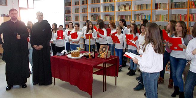 """Savindan tradicionalno obeležen i u školi """"Ljuba Nešić"""""""