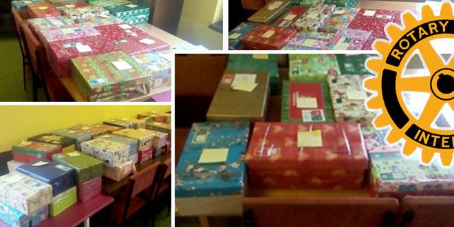 Rotari klub Zaječar poklanja paketiće deci bez roditeljskog staranja