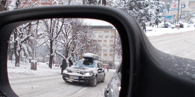 Magla smanjuje vidljivost na putevima, obavezno korišćenje zimske opreme -U Zaječaru jutros izmereno -5 stepeni…