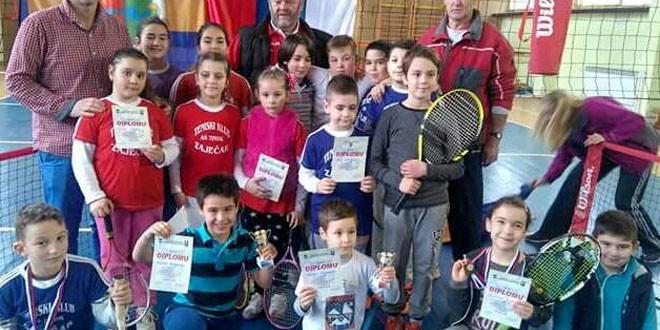 Turnir u Zaječaru: Treće mesto za zaječarskog tenisera!