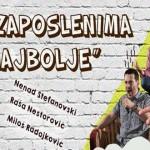 Stand Up komedija večeras u Zaječaru!