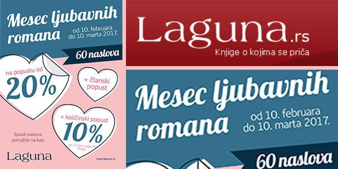 """Mesec ljubavi i u knjižari """"Kaligraf"""" u Zaječaru – popust do 42% na 60 naslova!"""