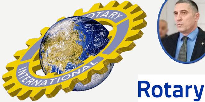 Svetski dan Rotarija -Došenović: POBOLJŠATI USLOVE ŽIVOTA U SFERAMA GDE JE TO MOGUĆE