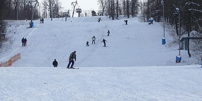 Skraćeno radno vreme skijališta na Kraljevici