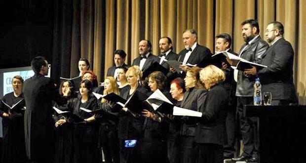 """Godišnji koncert hora """"Feniks"""" u Boru"""