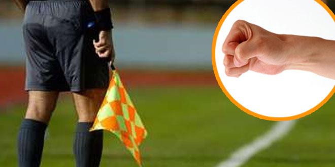 Zaječarska okružna fudbalska liga: OPET BILO UDRI SUDIJU!