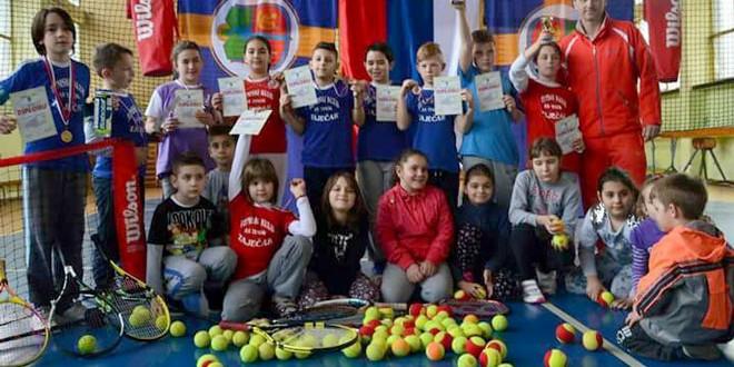 Darko Manojlović osvojio teniski turnir u Knjaževcu!