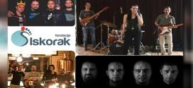 Sevdah metal bend i Madicine band sa Fondacijom Iskorak za Veljka