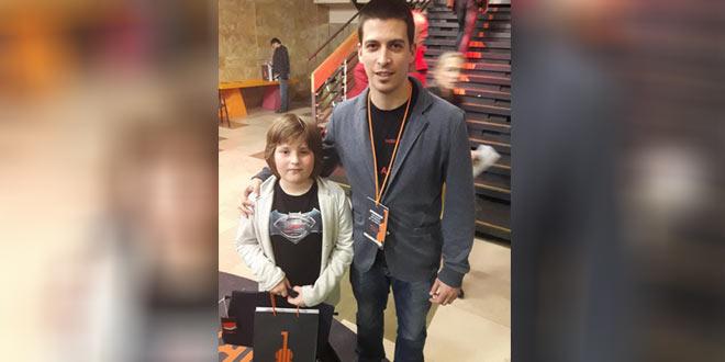 Učenik zaječarske muzičke škole uspešan na Gitar art festivalu