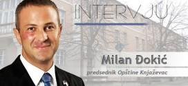 Intervju -Milan Đokić: U protekle četiri godine oko milion evra iz budžeta opštine Knjaževac investirano je u poljoprivredu, u planu je ozbiljan program razvoja kozarstva