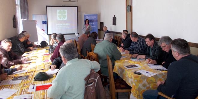 """Predavanje u Zvezdanu: """"Naši poljoprivredni proizvođači dobro upravljaju  svojim gazdinstvima"""""""