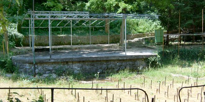 Počinje gradnja Letnje pozornice Vrelo u Sokobanji