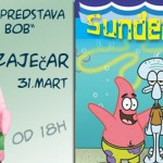 """Predstava """"Sunđerko Bob"""" sutra u Zaječaru!"""