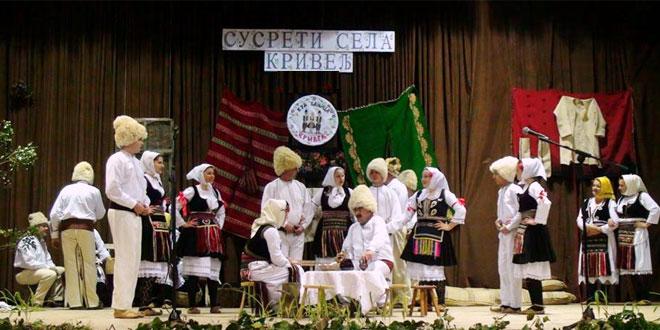 """Tradicionalna manifestacija """"Susreti sela"""" u Krivelju"""