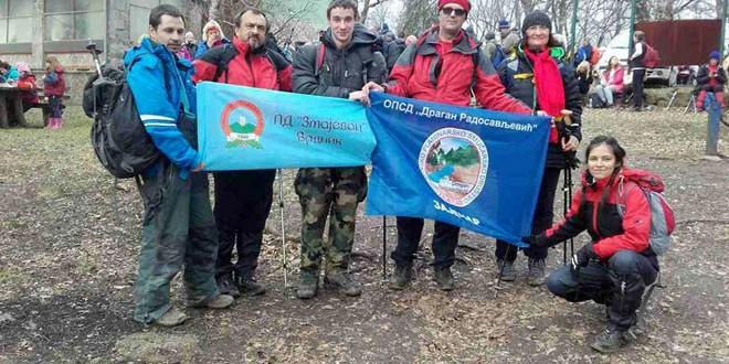 Zaječarski planinari na Osmomartovskim susretima planinara na Fruškoj gori