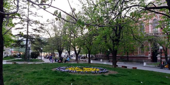Jesen u aprilu, ponegde i sneg! U Zaječaru ovog jutra sunce!