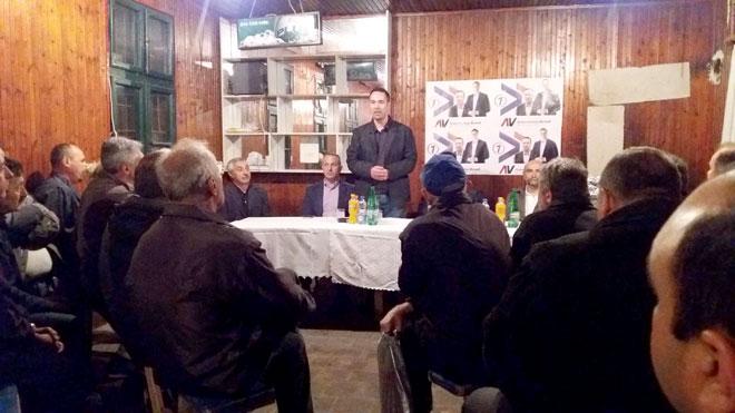 Photo of Čikarić u Velikom Izvoru: Ja imam volju da se bavim problemima ljudi!