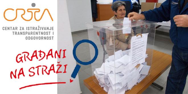 """CRTA: Najviše glasova osvojila je lista GG """"Boško Ničić –Pokret za Krajinu""""  31,9%"""