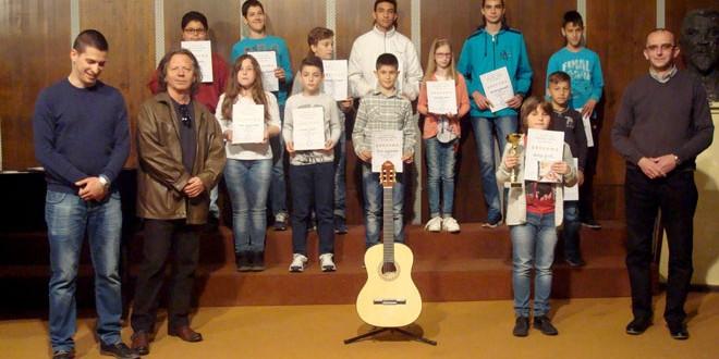 Međunarodni  festival gitare: NAGRADE DOBILO 13 UČENIKA IZ ZAJEČARA– MATEJA VUJIĆ PROGLAŠEN ZA LAUREATA