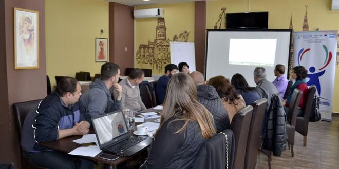 U Zaječaru predstavljene aktivnosti projekta Volonteri pomeraju granice