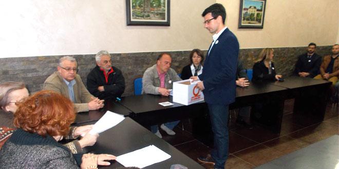 """Grupa građana """"Dosta je bilo"""" predala listu za učešće na lokalnim izborima u Zaječaru"""