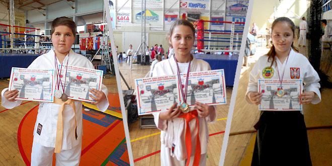Prvenstvo Srbije Srpske karate federacije: Zaječarski karatisti se okitili medaljama!
