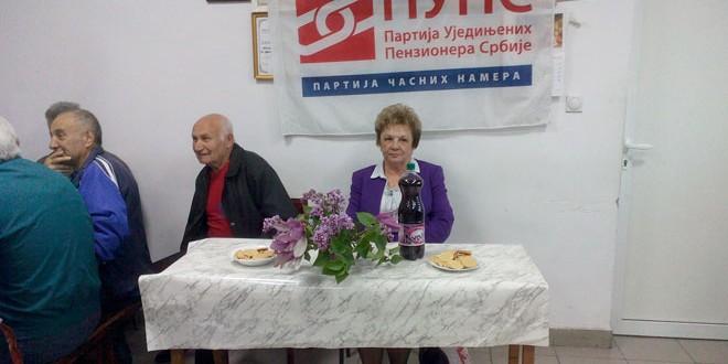 PUPS održao tribinu u Domu kulture u Kotlujevcu