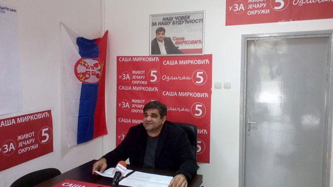 Photo of Mirković: Vratićemo Zaječar na kartu Srbije!