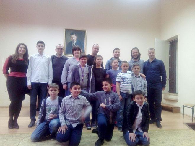 Photo of Učenici zaječarske muzičke škole uspešni na Međuokružnom takmičenju mladih harmonikaša