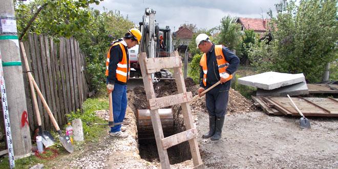 Radovi na kanalizacionoj mreži u ulici Dragojla Duduća -Zankov: Pokazujemo kako iz godine u godinu može ozbiljnije da se radi!