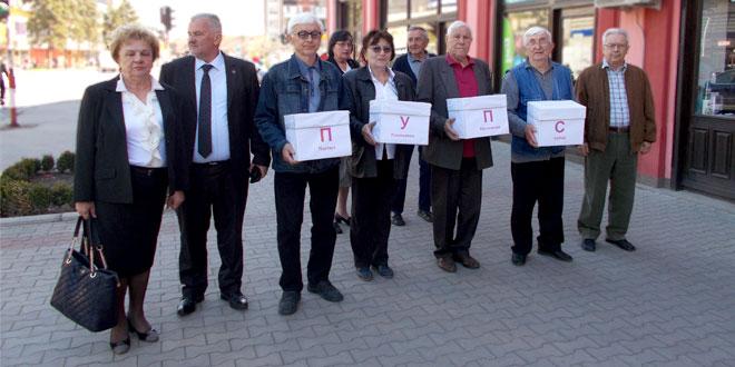 Proglašena izborna lista broj 6. PARTIJA UJEDINJENIH PENZIONERA SRBIJE-MILAN KRKOBABIĆ