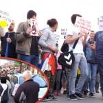 PROTESTI U ZAJEČARU (DAN 7)