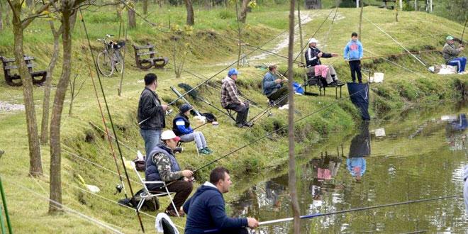 Takmičenje za ribolovce na Sovincu