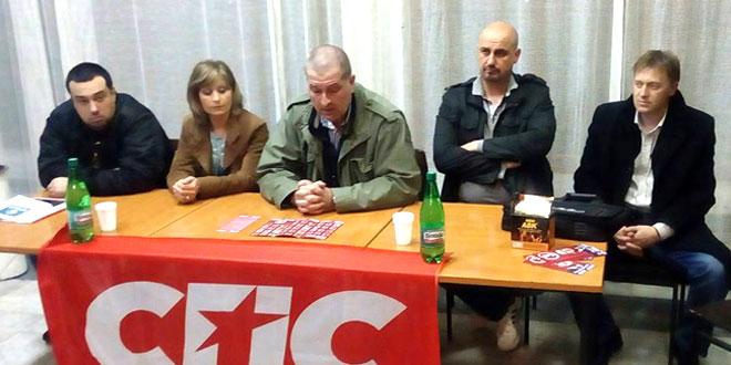 """Koalicija """"SPS – Jedinstvena Srbija – Ivica Dačić"""" nastavlja predizbornu kampanju tribinom u Zvezdanu"""