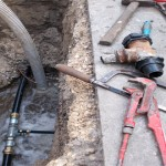 Intervencija na vodovodnoj mreži u Minićevskoj ulici