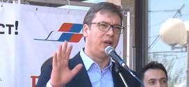 Vučić: Vlada Srbije će pomoći onome ko formira vlast u Zaječaru, da Zaječarcima bude bolje!