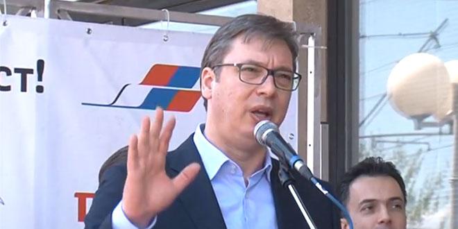 Photo of Vučić: Vlada Srbije će pomoći onome ko formira vlast u Zaječaru, da Zaječarcima bude bolje!