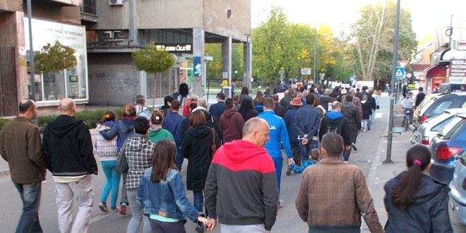 Photo of PROTESTNA ŠETNJA U ZAJEČARU (DAN 5)