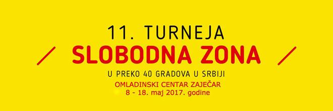 Filmski festival Slobodna Zona ponovo gostuje u Zaječaru!