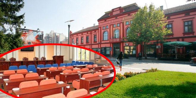 """Odbornici koalicije """"Pobeda za naš grad"""" traže dopunu dnevnog reda sednice Skupštine grada"""