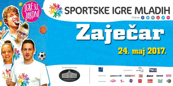 Sutra u Zaječaru počinju Sportske igre mladih!