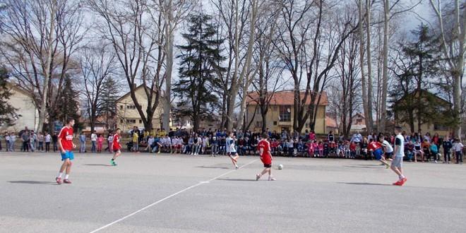 Sutra počinju lige zaječarskih osnovnih škola u rukometu, fudbalu i košarci