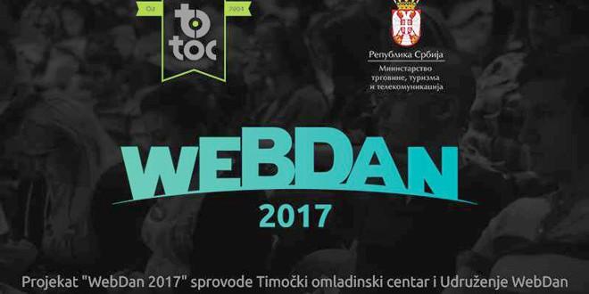 WebDan u Zaječaru sledećeg petka