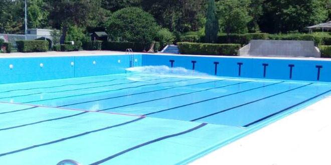 Potekli prvi kubici vode na bazenu u Zaječaru