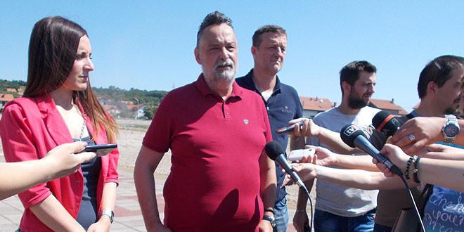 Ničić na Popovoj plaži: SAMO SE STVARI VRAĆAJU NA SVOJE MESTO!