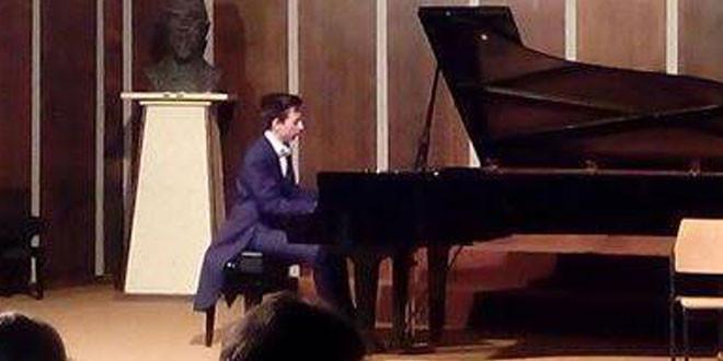 Zaječar: Talentovani Dimitrije održaće koncert na klaviru